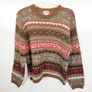 Large SML Sport LTD Grandpa Sweater